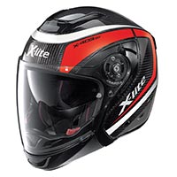 X-lite X-403 Gt Ultra Carbon Meridian N-com Rosso