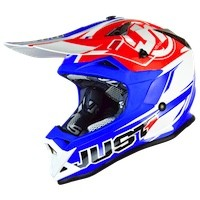 Just-1 J32 Pro Rave Red Blue