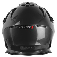 Just-1 J14 Carbon Solid Grey Gloss - 4