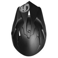 Just-1 J14 Carbon Solid Black Matt - 4