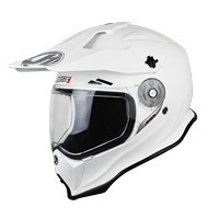 Just-1 J14 Carbon Solid White Matt