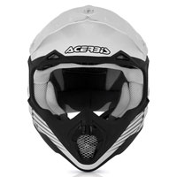 ACERBIS IMPACT FULL WHITE
