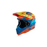 Acerbis Impact 3.0 Fluo Orange Helmet 2018