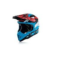 Acerbis Impact 3.0 Black Blue Helmet 2018