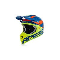 Acerbis Profile 3.0s Blue Yellow Fluo 2018