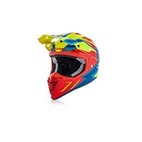 Acerbis Profile 3.0s Red Yellow Fluo 2018