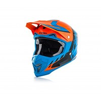 Acerbis Profile 4 2018 Arancione Blu