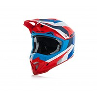 Acerbis Profile 4 Red Blue 2018 Helmet