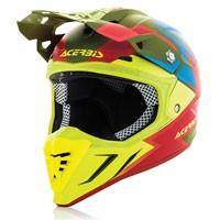 Acerbis Snapdragon Profile 3.0 Verde-giallo Fluo