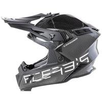 Acerbis Offroad Helmet Steel Carbon Black