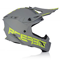 Casco Acerbis Steel Carbon gris