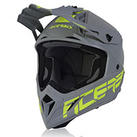 Acerbis Steel Carbon Helmet Grey