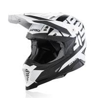 オフロードヘルメット Acerbis インパクト X レーサー Vtr ホワイト