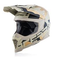 Casque Moto Cross Acerbis Impact X Racer Vtr Camo