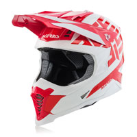 Off Road Helmet Acerbis Impact X Racer Vtr Red