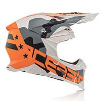 Acerbis Impact X Racer Vtr Orange Camouflage