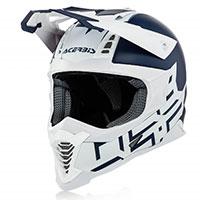 Acerbis Impact X Racer VTR azul oscuro blanco