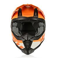 Acerbis X-racer Vtr Helmet Orange