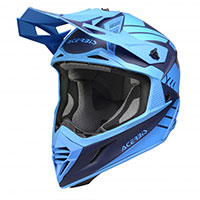 Acerbis X-track Helmet Blue
