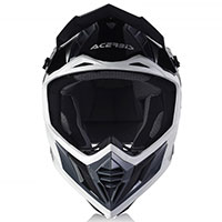 Acerbis X Track Vtr Helmet White Black