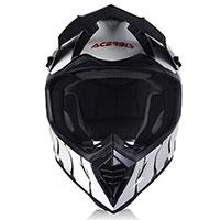 Acerbis X Track Vtr Helmet White Red
