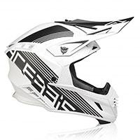 Acerbis X Track Vtr Helmet Black White