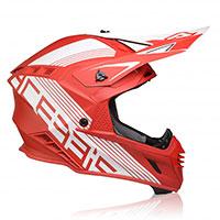 Acerbis X Track Vtr Helmet Red White