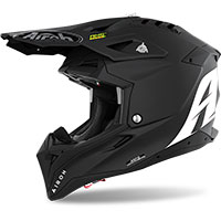 Casco Airoh Aviator 3 Color Nero Opaco