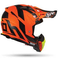 Airoh Aviator 2.3 Ams Bigger Matt Orange