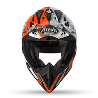 Airoh Aviator 2.3 Ams Great Arancio - 5