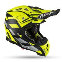 Airoh Aviator 2.3 Ams Great Giallo Opaco