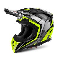 Airoh Aviator 2.2 Warning Giallo