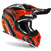 Airoh Aviator Ace Art Orange Gloss