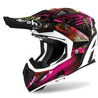 Casco Airoh Aviator Ace Insane Opaco - 2