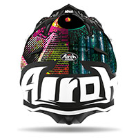 Casco Airoh Aviator Ace Insane Opaco - 3