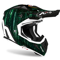 Casco Airoh Aviator Ace Insane Opaco