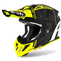 Airoh Aviator Ace Kybon Yellow Matt