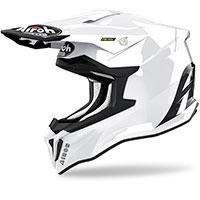 Airoh Strycker Color Helmet White Gloss