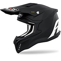 Casco Airoh Strycker Color Nero Opaco