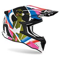 Airoh Strycker View Helmet Gloss