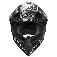Casco Motocross Airoh Switch Backbone - 3