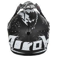 Casco Motocross Airoh Switch Backbone - 4