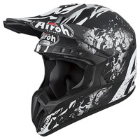 Off Road Helmet Airoh Switch Backbone