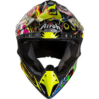 Casco Motocross Airoh Switch Flipper