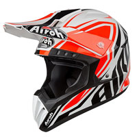 Off Road Helmet Airoh Switch Impact Orange