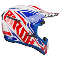 Off Road Helmet Airoh Switch Impact Red