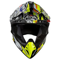 Off Road Helmet Airoh Switch Pirate