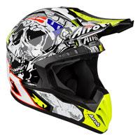 Casco Motocross Airoh Switch Pirate - 3