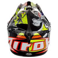 Casco Motocross Airoh Switch Pirate - 4