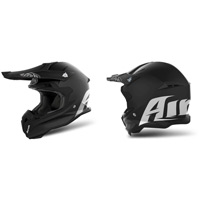 Airoh Terminator Open Vision Color Helmet Black Matt